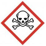 Gefahrensymbol Giftig