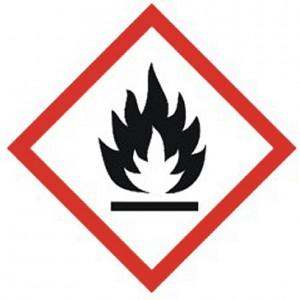 Gefahrensymbole: Entzuendlich